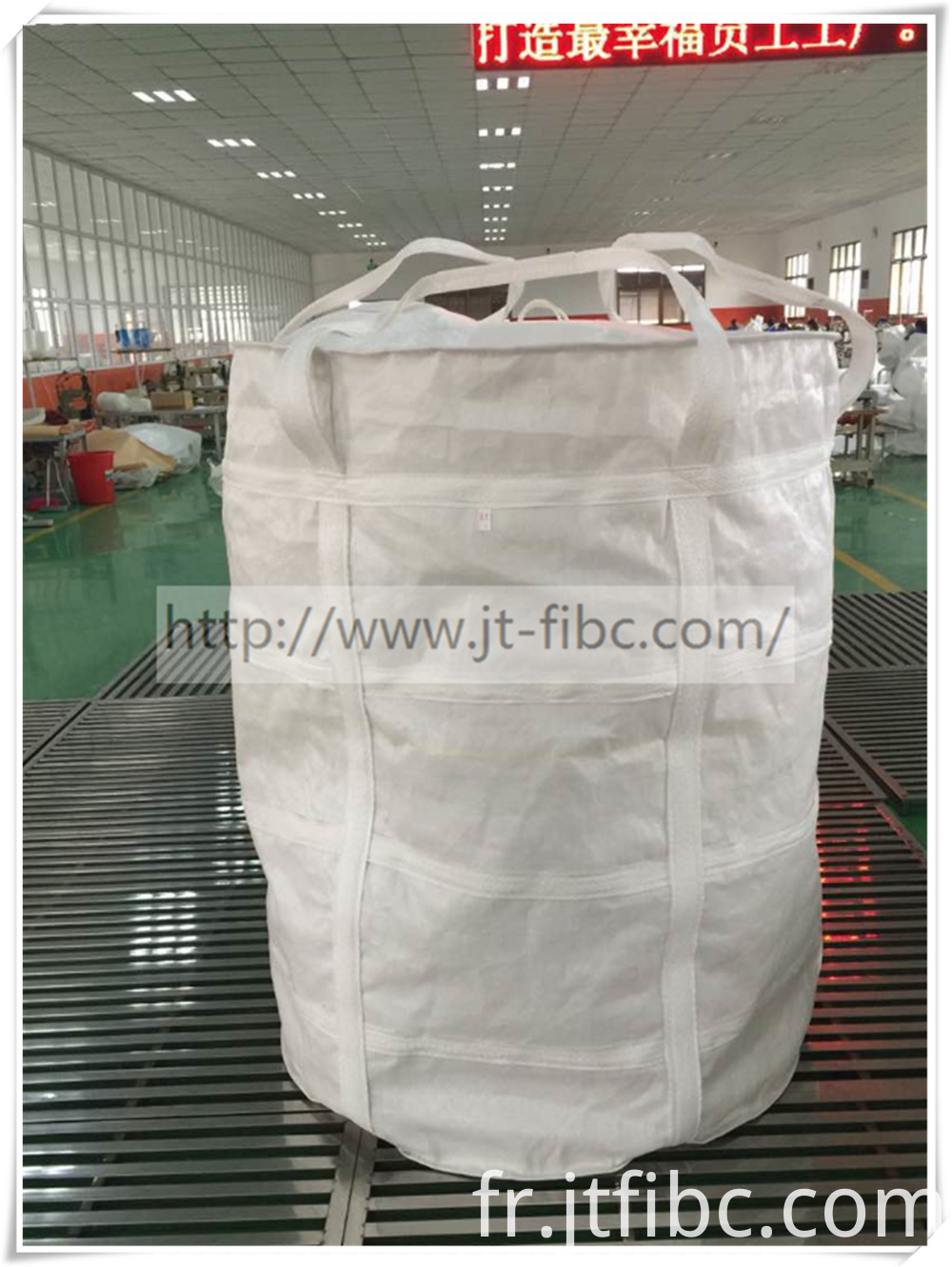 The Pp Jumbo Bag With Uv Protection