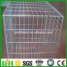 Сварная сетка из оцинкованной сетки Габион / сварная габионная сетка / круглый сварной габионный ящик