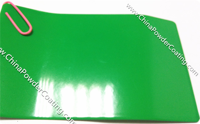 Candy luminous green RAL Color Powder Coating