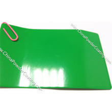 Candy verde brillante RAL Color Powder Coating