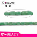 Perles Agate verte naturelle de gros haute qualité pierres précieuses en vrac