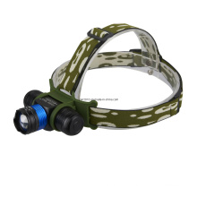 Rechargeable Zoomable CREE T6 LED Head Light