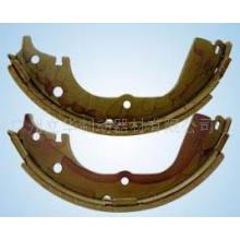 Mâchoires de frein résistantes à l'usure (K2317) pour Daihatsu et Toyota