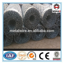 hot sell barbed wire mesh