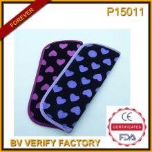 Neue lange Muster mit schöne Form Sonnenbrillen Etui mit CE-Zertifizierung (P15011)