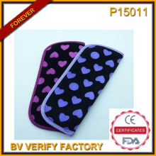 New Long Pattern with Lovely Shape Sunglasses Case with Ce Certification (P15011)
