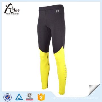 Custom Colorful Compression Tights Sportswear