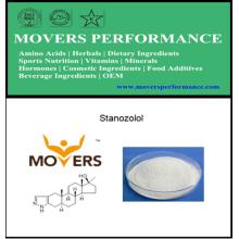 Hormone de haute qualité Stanazolol 98% pour le culturisme