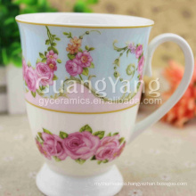 Professional production Promotion plain white ceramic mug