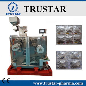 Capsule strip packing machine