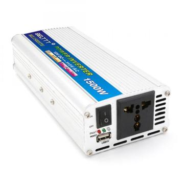 Pasang Mobil 1500 Watt AC Power Inverter