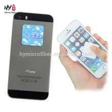 Custom washable mobile phone sticky cleaner