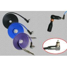 Nuevo gel de sílice gel clip de cuerda clip de cable para la fuente de alimentación