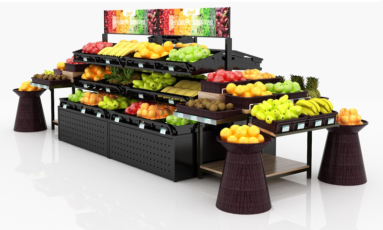fruit rack stand