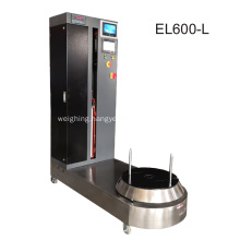 Luggage Wrapping Machine with Scale