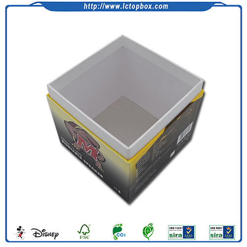 Custom Printed Handmade Gift Boxes Recyclable
