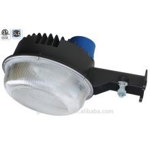 5 años de garantía 125lm / w 50w llevó la oscuridad al amanecer sensor de iluminación al aire libre bombillas de luz de inundación