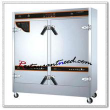 Стандартный K653 2 Двери Электрический Распаровщик Еды