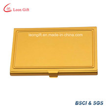 Promotional Gold Color Office Business Name Card Box Custom