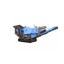 Mobile Tracked Impact Crusher Plant For Sale