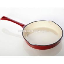 Red Cookworks Cuchara para freír de hierro fundido sin esmalte