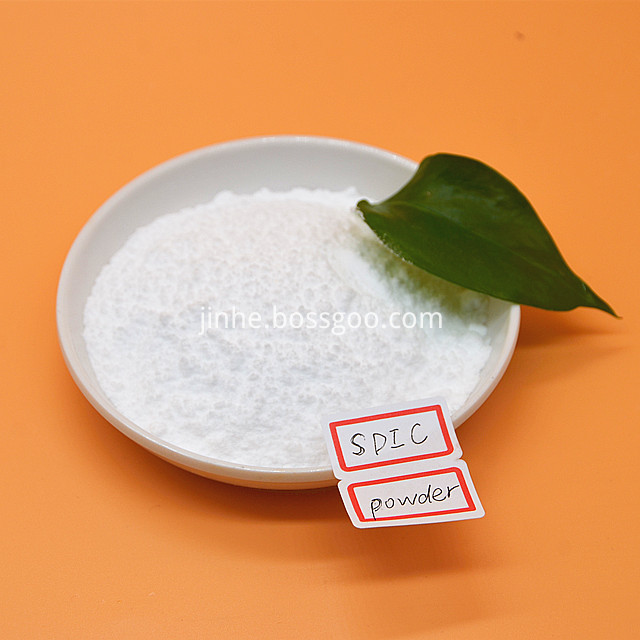 Sodium Dichloroisocyanurate SDIC 60 For Water Treatment