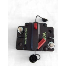 in Line Car Audio Circuit Breaker 12V 70A with Fuse Protection