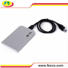 2.5 Slim Aluminum External SATA Hard Drive Enclosure