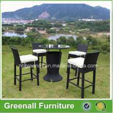 Rattan Cheap Outdoor Bar Sets
