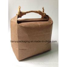 Multi-Ply Kraft Paper Flour Bag for 5 or 10kg