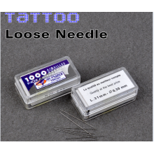 Quality Inspection for for Disposable Tattoo Needles Stainless steel loose needles making tattoo neede supply to French Southern Territories Manufacturers