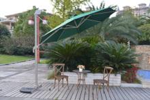 뜨거운 판매 파티오 야외 로마 우산 양산 쉼터