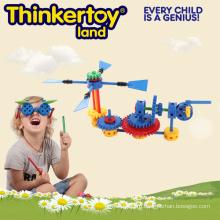 Конкурентно-образовательная сборка игрушек в Китае