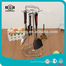 Metal Wire Kitchen Knife and Spoon Holder/Stand