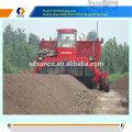 Compost Turner largement utilisé en Ukraine et en Russie