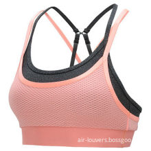 Women's sports bra, made of 100% polyesterNew