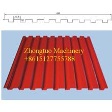 Steel Roller Shutter Door Slat Roll Forming Machine