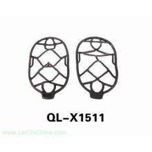 Силиконовые лезвия для сидения с силовым покрытием для обуви