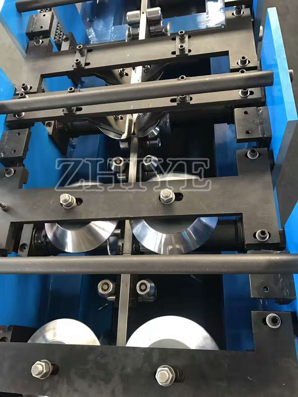 forming machine rollers