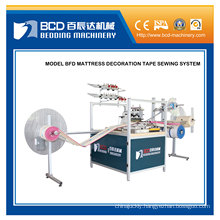 Mattress Decoration Tape Sewing System (BFD)