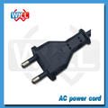 High quality 3 pin 10A south africa power cord with plug