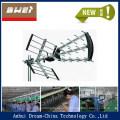 Yagi HDTV UHF Antena de 470-862 MHz com cabo
