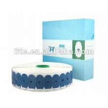Almofadas de bloqueio de lente hidroluminativas para fresas de lentes