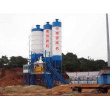 HZS60 Stationery Planta de mistura de concreto