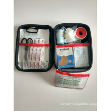 CE Approved 85 piece EVA Eco-Friendly Roadtrip First Aid Kit