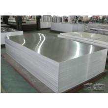 Алюминиевая / алюминиевая пластина 5754 T6 для внутренней и наружной дверной салфетки / плитки / судостроения / транспортных средств