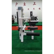 XF10 Xinrui équipement de conditionnement physique usine assis jambe Crul machine