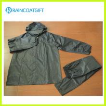 2шт 100% полиэфир rainsuit ПВХ РВК-171