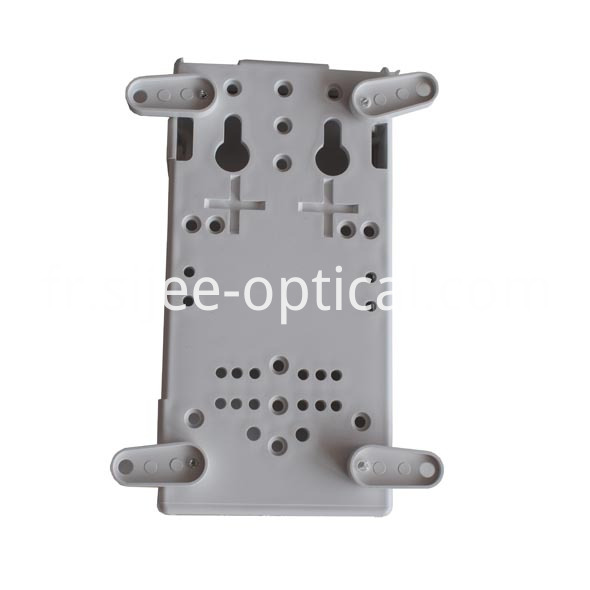 fiber optic face plate