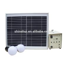 Fábrica de sistemas de iluminación solar portátil al por mayor